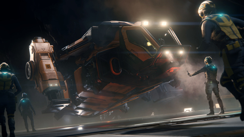 e8424 Star Citizen Landing v01 Star Citizen Alpha 2.5 Available!