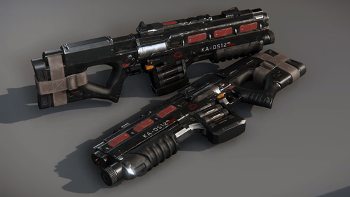 f4ec4 Star Citizen Weapons 01 Monthly Studio Report