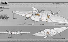 2d1de Star Citizen MISC Reliant Blueprint 2 Reliant Kore