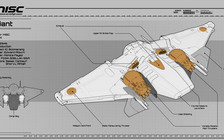 6e035 Star Citizen MISC Reliant Blueprint 1 Reliant Kore