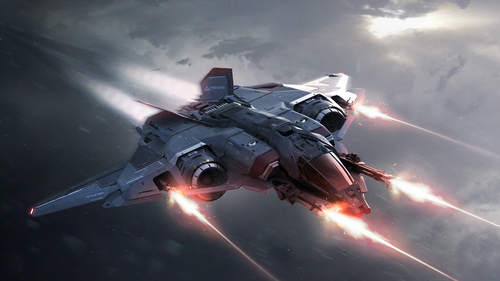 7f7e5 Star Citizen Cover Sabre flight v1 v019 Galactic Tour's Dogfighter of the Year