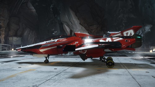 95f88 Star Citizen M50 AH shot2 Galactic Tour's Fan Favourite Flyer