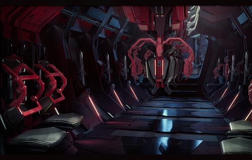 2ae7b Star Citizen Esperia Prowler Interior V08c Esperia Prowler Q&A Part 1