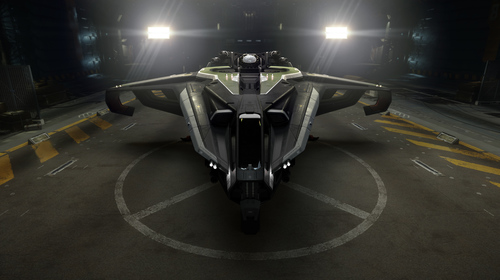 a03c9 Star Citizen Hangar2 Copy The Anvil Hurricane