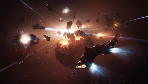 b6f51 Star Citizen Battle Royale Star Citizen Alpha 2.6.1 is LIVE