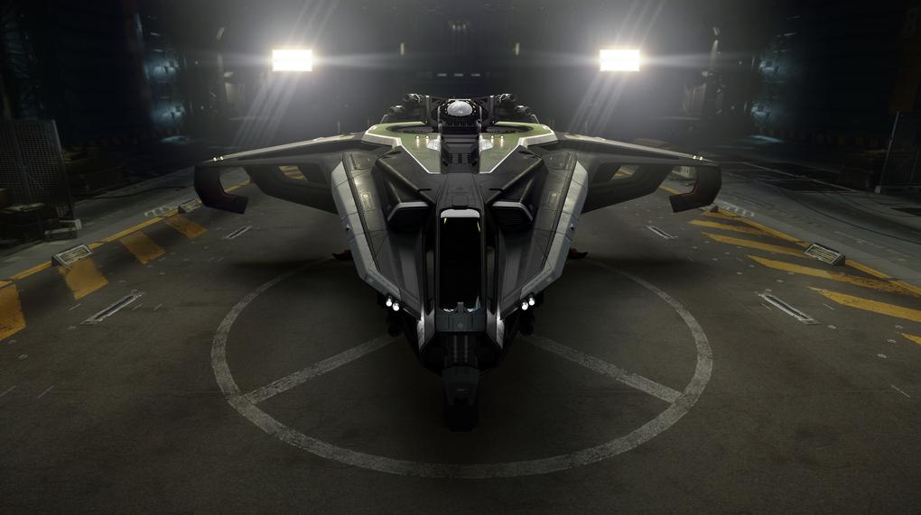 56f83 Star Citizen Hangar2 Copy Anvil Hurricane Q&A