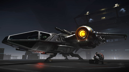 0174b Star Citizen Buccaneer Landed 01 Drake Sale: The 2947 Lineup