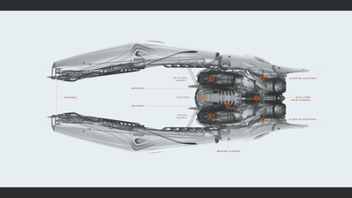 13018 Star Citizen Defender Xray 04 Q&A: Banu Defender