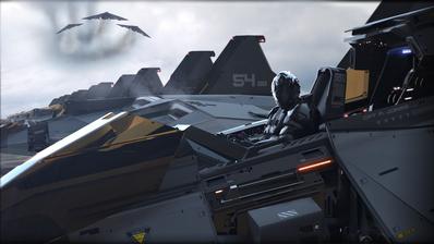211f1 Star Citizen Aegis Eclipse L4 Piece 3 1 Flightline Cockpit 014b Q&A: Aegis Eclipse