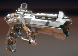 37732 Star Citizen DE Studio Update Weapons KSAR Coda 02 April Monthly Studio Report