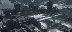 44ff1 Star Citizen DE Studio Update Environment Levski new 01 April Monthly Studio Report