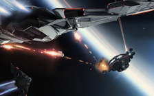 515cf Star Citizen Aegis Eclipse L4 Piece 6 Space Battle 006b Aegis Eclipse: Stealth in the Shadows