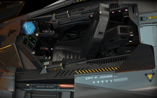 515cf Star Citizen Aegis Eclipse L4 Piece 8 Cockpit Interior 006a Aegis Eclipse: Stealth in the Shadows