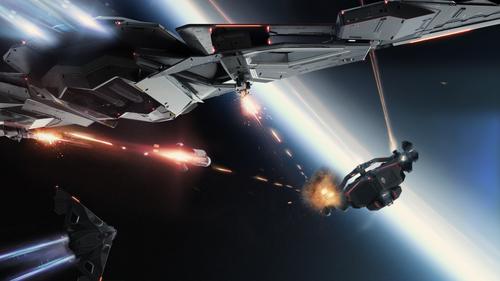 69cfa Star Citizen Aegis Eclipse L4 Piece 6 Space Battle 006b This Week in Star Citizen