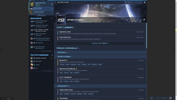 74791 Star Citizen Tags as subforums April Monthly Studio Report