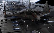 866b3 Star Citizen Aegis Eclipse L4 Piece 4 Flight Line 014 Aegis Eclipse: Stealth in the Shadows