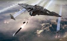 866b3 Star Citizen Aegis Eclipse L4 Piece 5 Atmospheric Flight 011b Aegis Eclipse: Stealth in the Shadows
