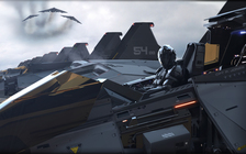 8b9dc Star Citizen Aegis Eclipse L4 Piece 3 1 Flightline Cockpit 014b Aegis Eclipse: Stealth in the Shadows