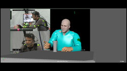 a5239 Star Citizen Facial annimations 1 April Monthly Studio Report