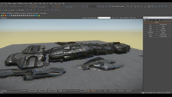 b7fd6 Star Citizen Connie derelict 1 April Monthly Studio Report