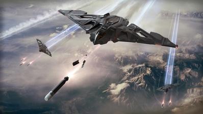 e5ea3 Star Citizen Aegis Eclipse L4 Piece 5 Atmospheric Flight 011b Q&A: Aegis Eclipse
