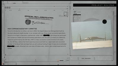 e5ea3 Star Citizen Brochure Eclipse Page 2a Q&A: Aegis Eclipse