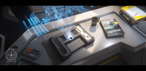 10fdc Star Citizen Props holo portable sneak peak comp This Week in Star Citizen
