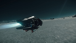 aab3a Star Citizen Gravity lev 01 Monthly Studio Report: July 2017