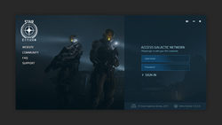 d6338 Star Citizen Launcher 01 Monthly Studio Report: July 2017