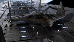 10378 Star Citizen Aegis Eclipse L4 Piece 4 Flight Line 014 The Shipyard: Ship Technical Information