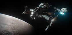 10378 Star Citizen Drake Cutlass Black InFlight Copy The Shipyard: Ship Technical Information