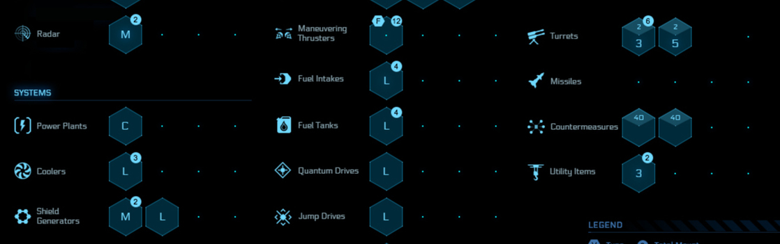 b2d0c Star Citizen Ship Stats Detail Page Example  Monthly Studio Report: September 2017
