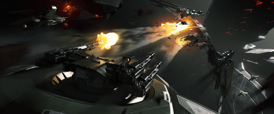 c6be9 Star Citizen Turret Battle Copy The Shipyard: Turrets