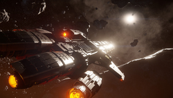 e0cae Star Citizen Transporter1 The Shipyard: Careers and Roles