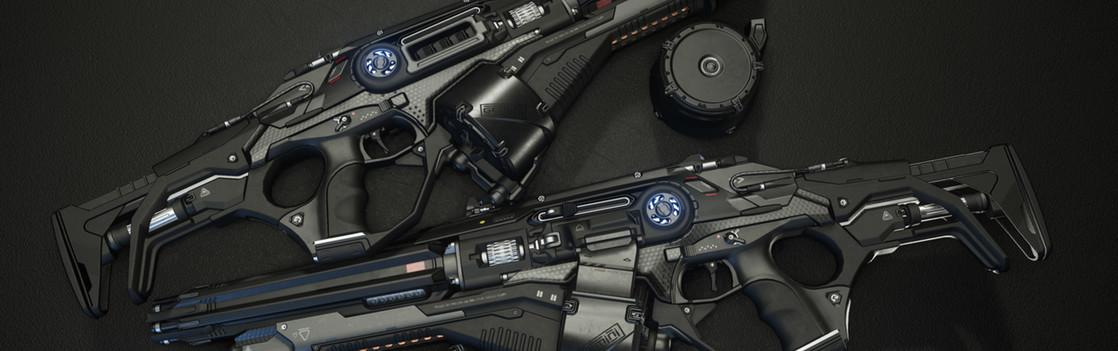 19f0d Star Citizen DE Monthly Report Weapons f55 Monthly Studio Report: January 2018