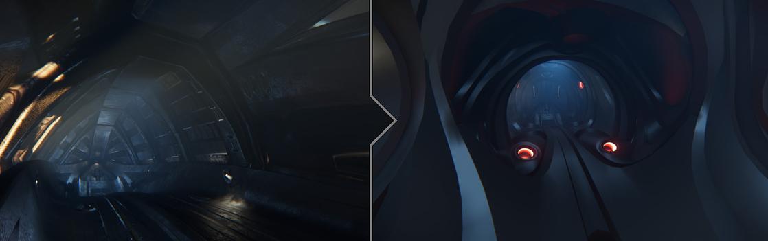 eaeb9 Star Citizen Blade interior rework  comparison Monthly Studio Report: January 2018