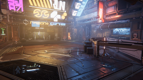 53f1c Star Citizen Interior2 Monthly Studio Report: March 2018
