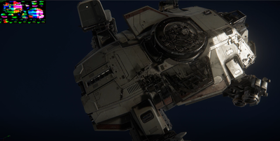 bacef Star Citizen TerrapinDamage Monthly Studio Report: March 2018