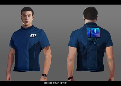 Final shirt may differ from Concept Art