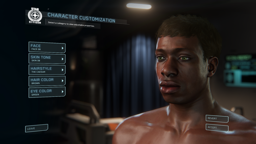 f6036 Star Citizen Character Customizer 31 Monthly Studio Report: March 2018
