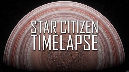 fa805 Star Citizen Timelapse This Week in Star Citizen